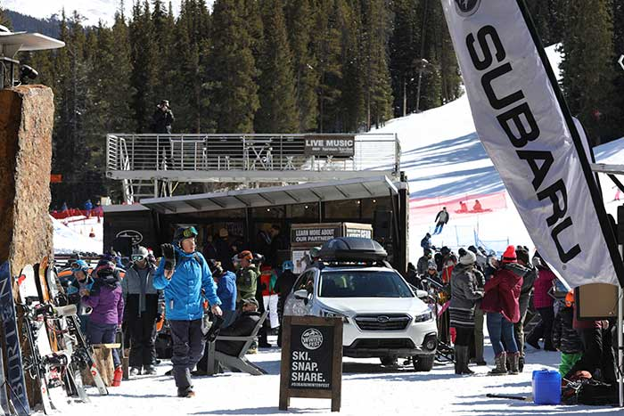 Subaru WinterFest at Copper